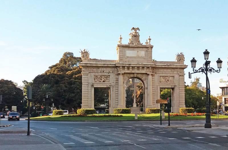 Las 10 calles más largas de Valencia - Foto: beroomers