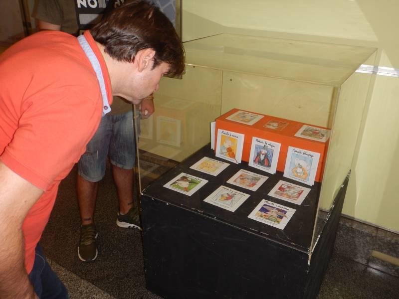 Exposición La Rateta Marieta