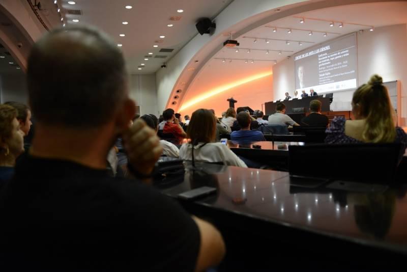 Conferencias Museu. GVA