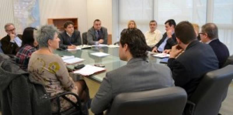 Colomer incide en la importancia del sector senior//Viu València
