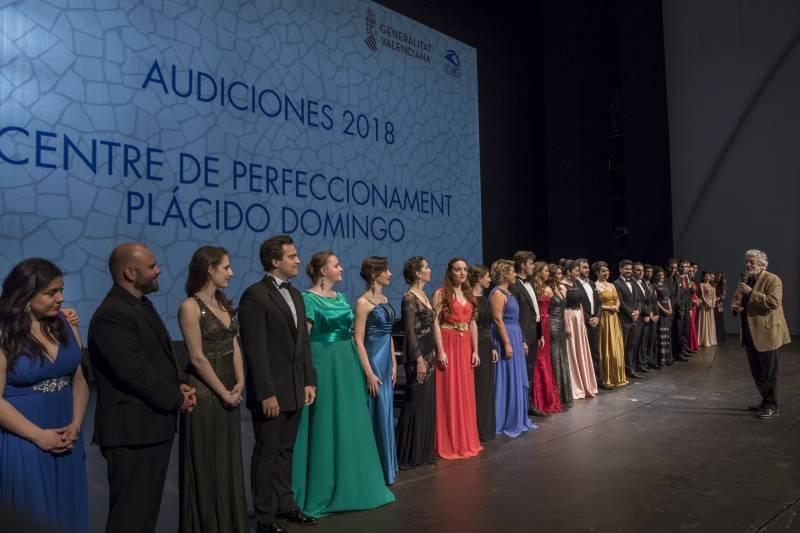 LES ARTS, audiciones 2018