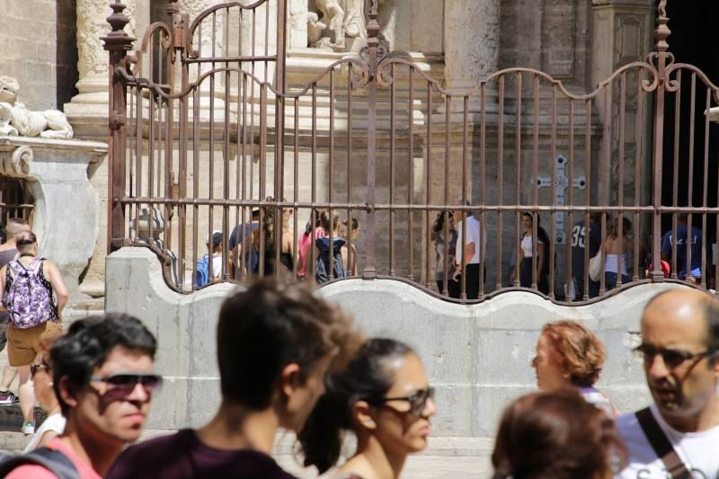 Turismo verano centro Valencia