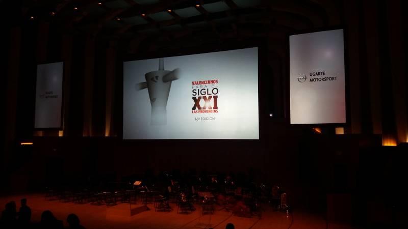 Gala de los Premios Valencianos para el Siglo XXI de Las Provincias