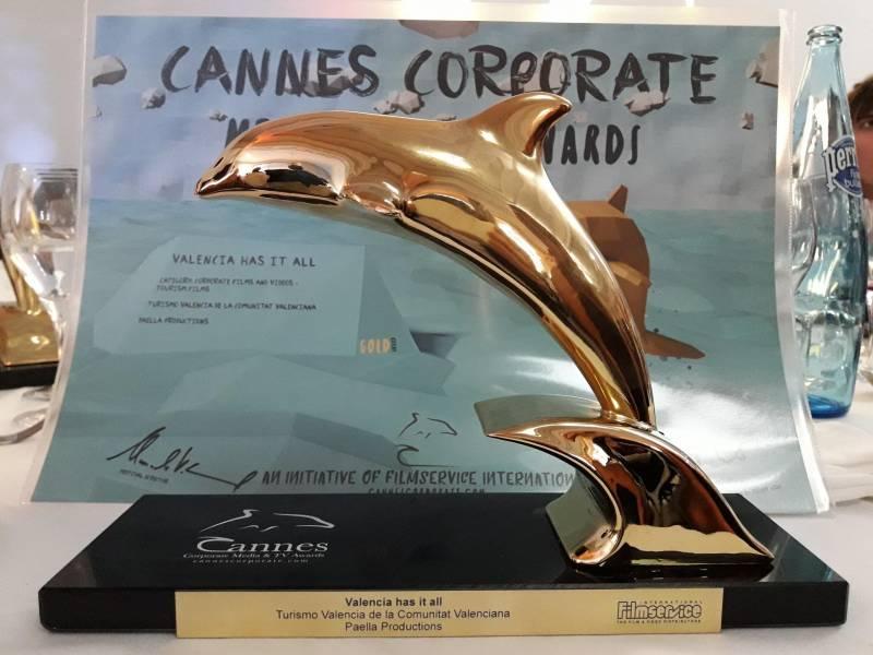 Delfín de Oro, Cannes