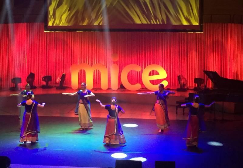 Inauguración MICE