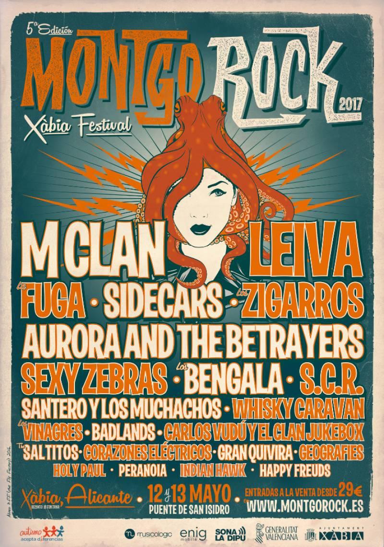 Cartel definitivo del festival