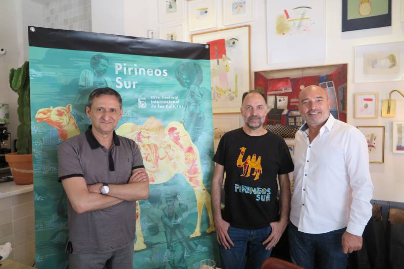 Festival Pirineus Sud de la Diputación de Huesca