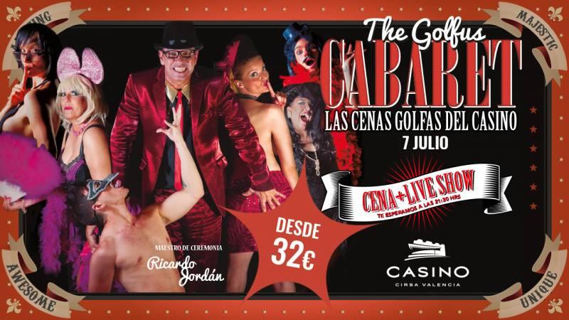 Cabaret en Casino Cirsa Valencia