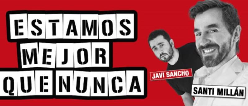 Nuevo show de Santi Millán