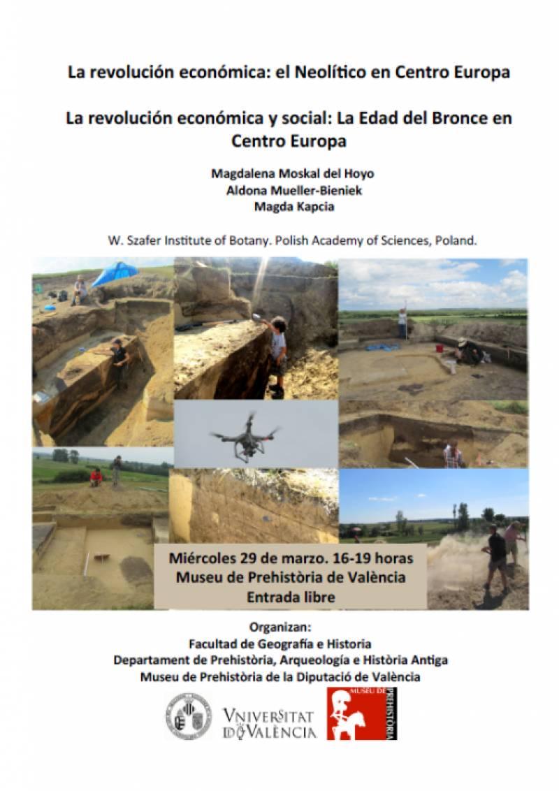 Conferencias Museu de Prehistoria