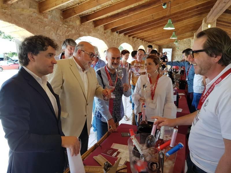 II Mostra Internacional de Vins singulars i de poble en Jesús Pobre (Dénia)