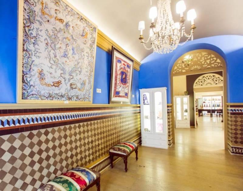 Sala del Colegio del Arte Mayor de la Seda