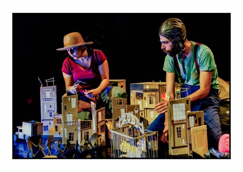Horta Teatre./ EPDA