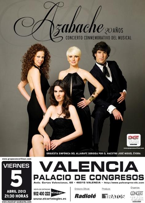Cartel del musical (Viu València)