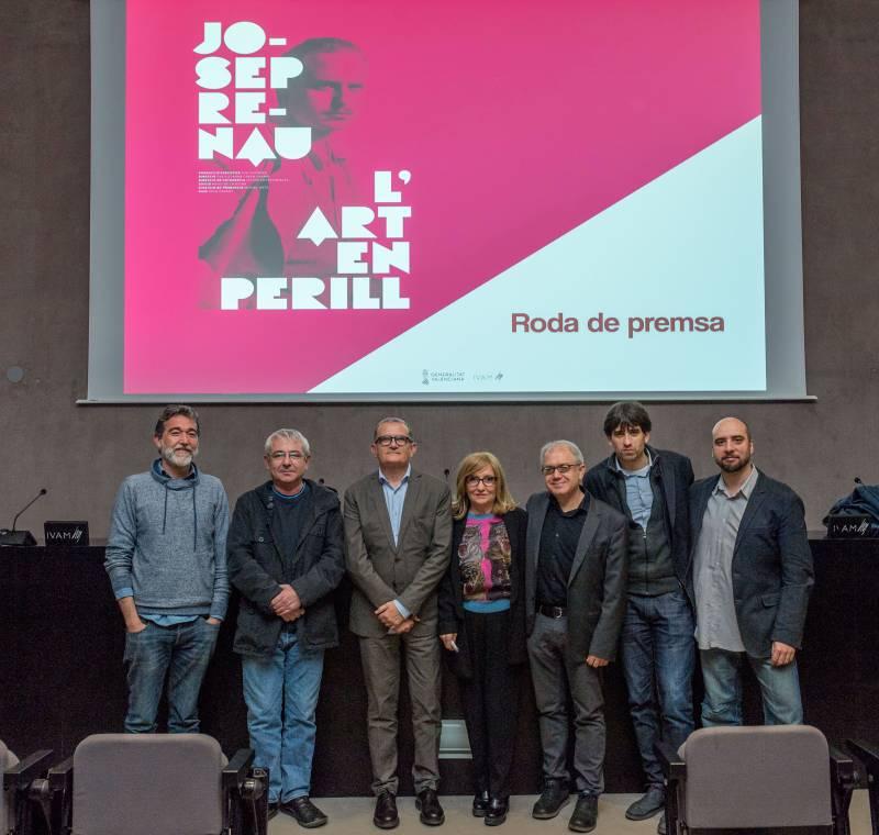 Presentación documental Renau