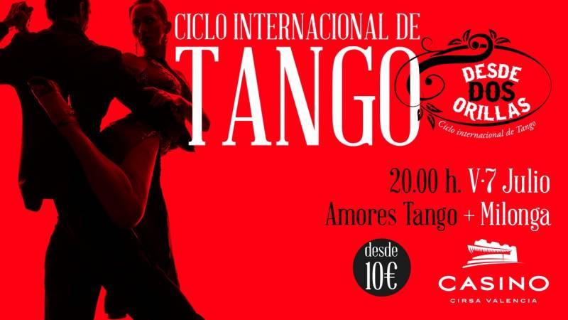 Tango en Casino Cirsa Valencia