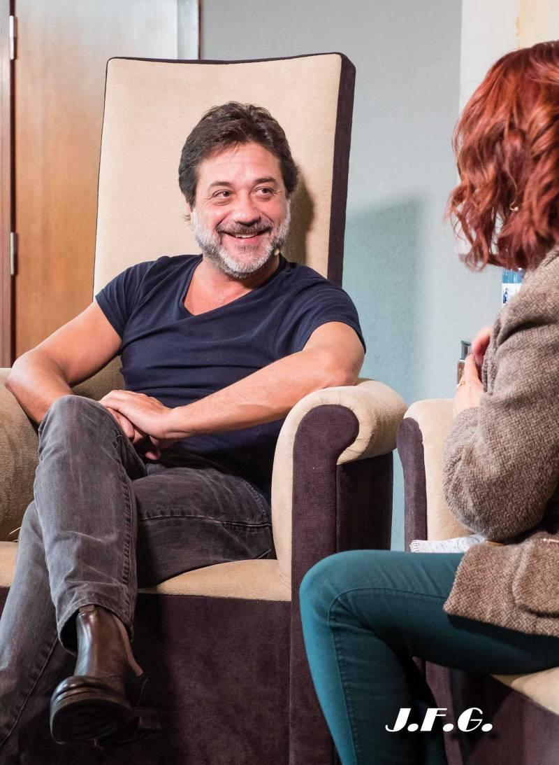 Enrique Arce, el actor valenciano que triunfa internacionalmente
