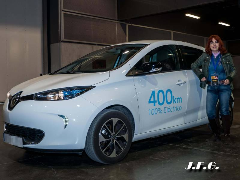 Coche eléctrico 0 emisiones