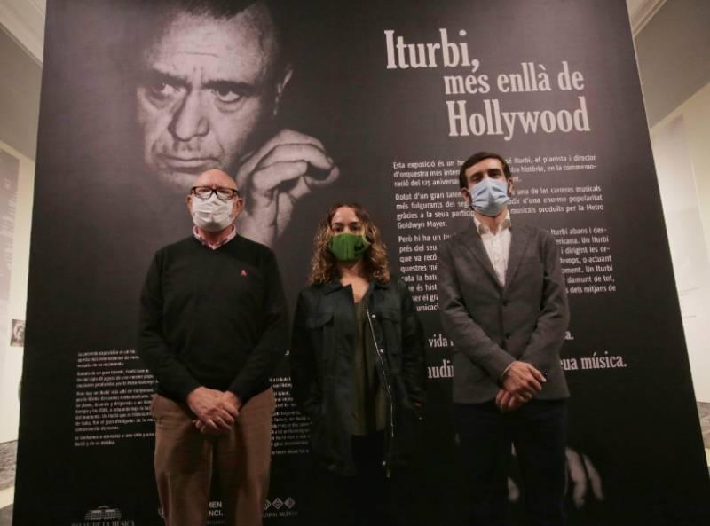 Exposición Iturbi./ EPDA