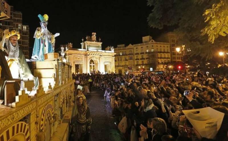 Todo lo que debes saber sobre la Cabalgata de Reyes 2019 en Valencia