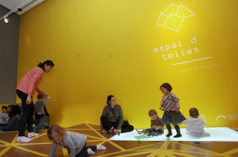 Espacio para la primera infancia, Centre del Carme