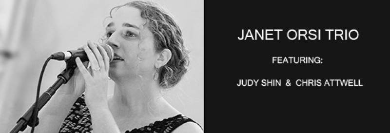 Janet Orsi, en una imagen promocional : : Jimmy Glass