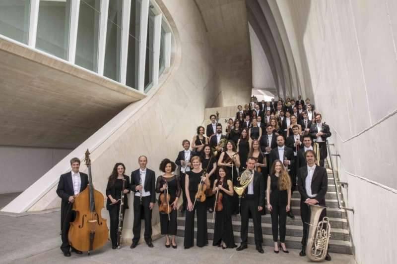 Orquesta Sinfónica de la Comunitat Valenciana. EPDA