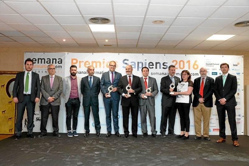 Premios Sapiens 2016