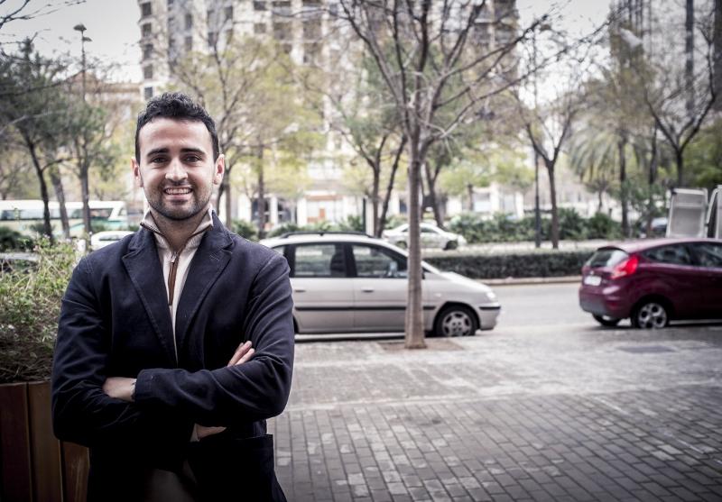 Héctor Barberá (Foto: David Zarzoso)