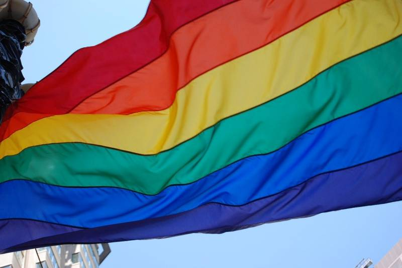 Bandera LGBT. EPDA.