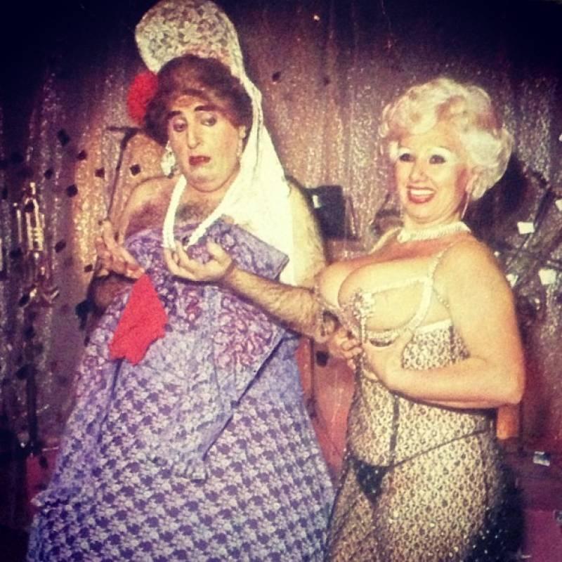 Rosita Amores y Joan Monleon - Foto; picluck.net