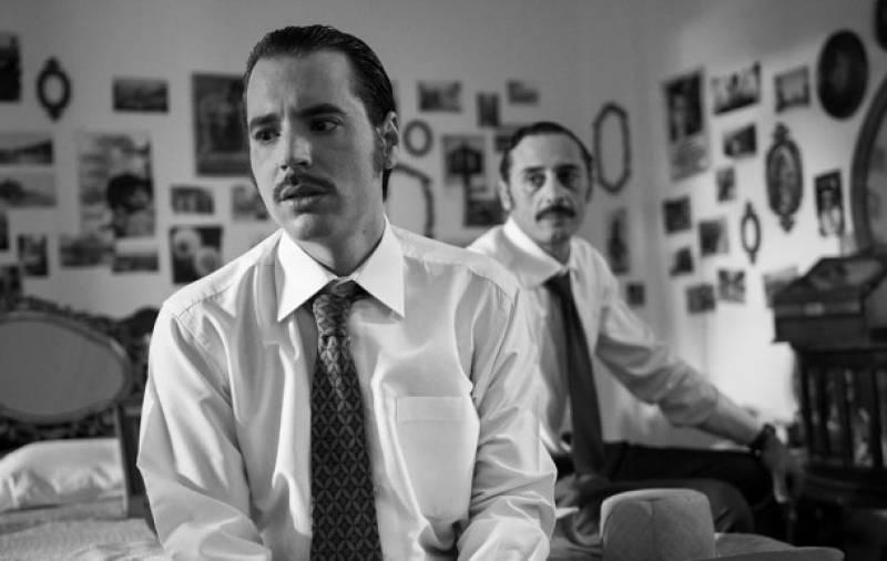 Fotograma del cortometraje