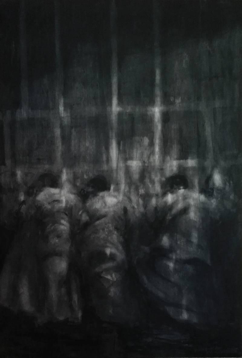 De topos y viento, Miguel Borrego