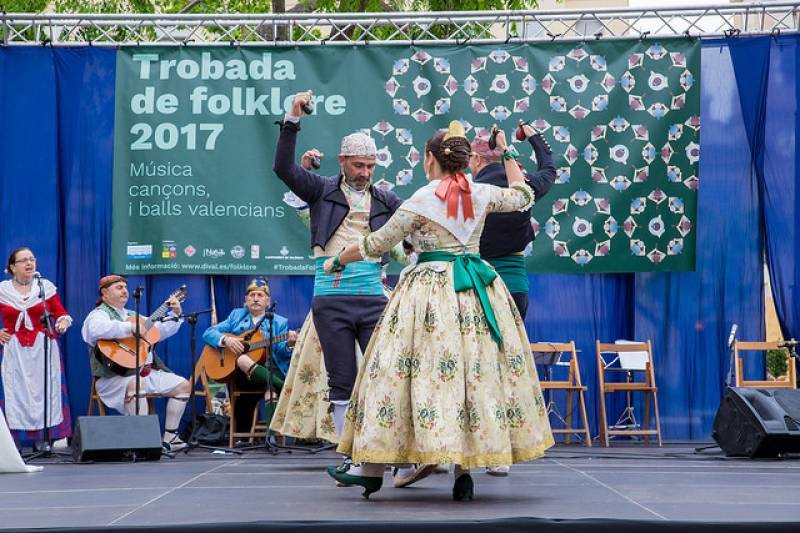Trobada Folklore