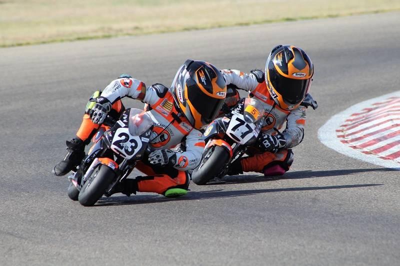 Pruebas de selección moto 2018