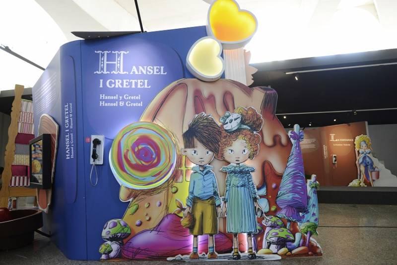 Erase una vez, Hansel y Gretel, Museu