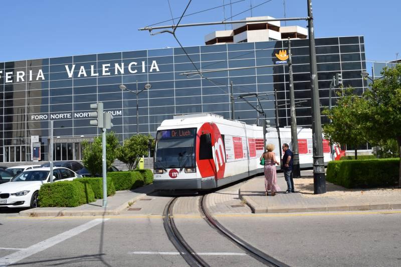 Metrovalencia, Feria Valencia