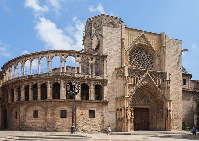 Un recorrido por las iglesias de Valencia