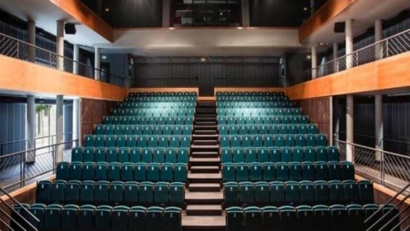 Imagen de archivo Teatro La Mutant./ EPDA