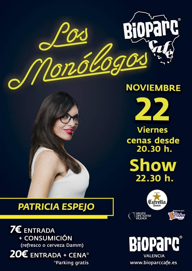 Los Monólogos de BIOPARC Café - 22 noviembre 2019