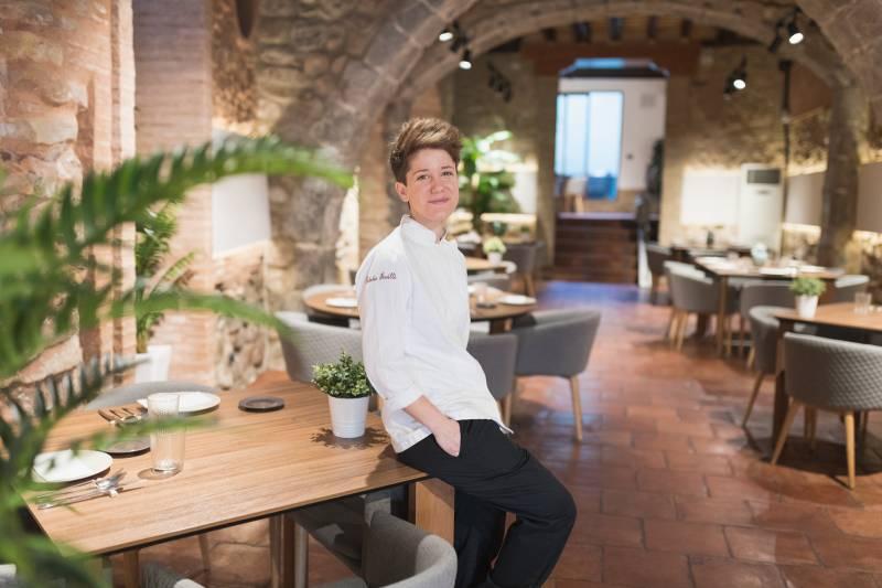 El cocinero castellonense estuvo arropado por cocineros de reconocido prestigio//E.C.
