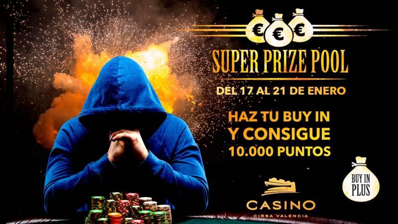Superprizepool Casino Cirsa Valencia