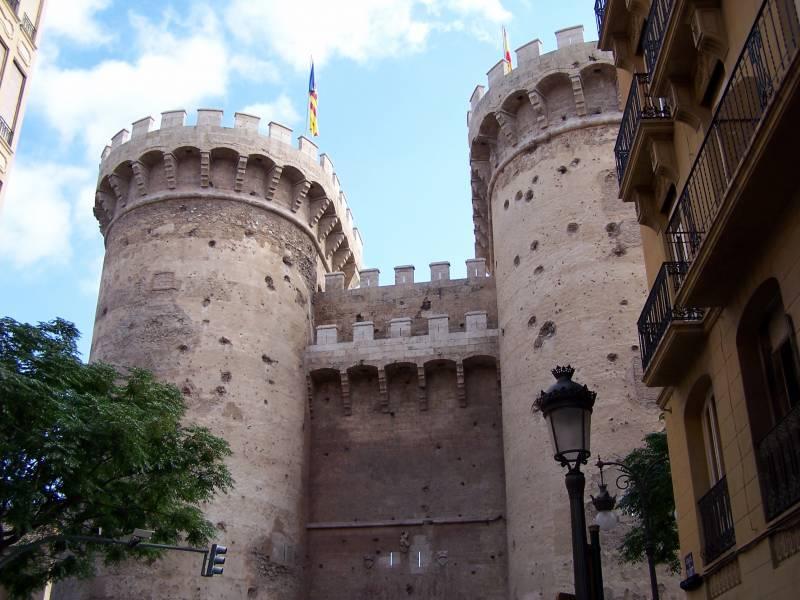 Las Torres de Quart se utilizaron como cárceles durante varios siglos.