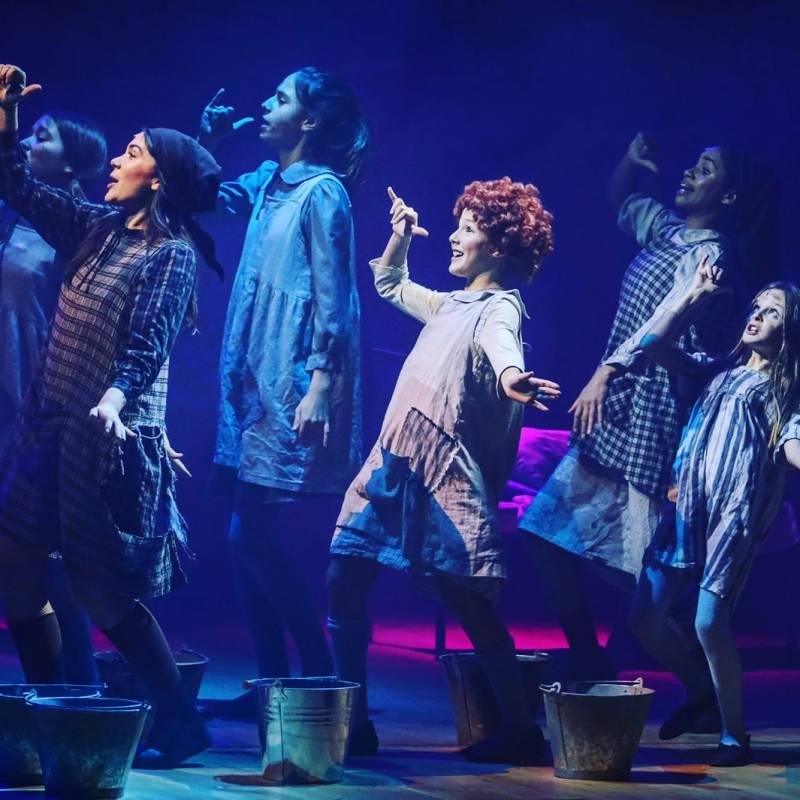 Musical Annie./ EPDA