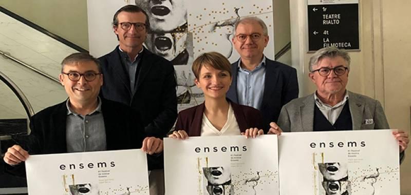 Imagen de archivo presentación Festival Ensems./ EPDA