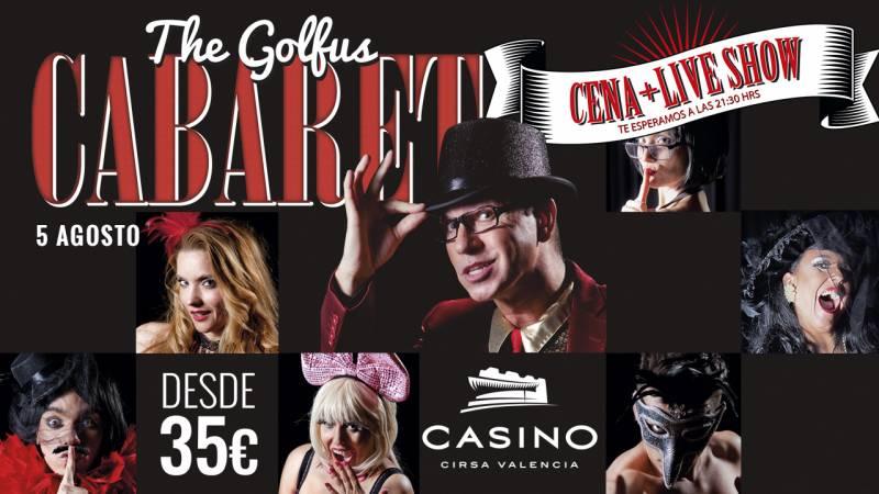 Cartel anunciador de Casino Cirsa
