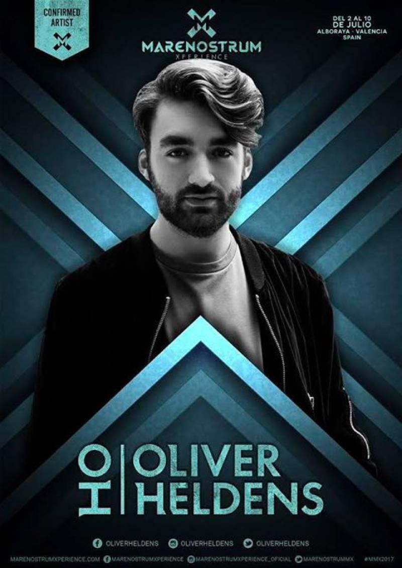 Marenostrum Xperience confirma al top 10 Oliver Heldens y se presenta en FITUR de la mano de la Agencia Valenciana de Turismo