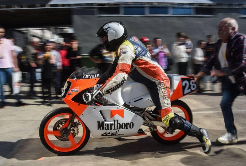 El Circuit Ricardo Tormo celebra este fin de semana su concentración de vehículos clásicos