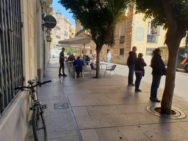 Organización del plan de Valencia Ciudad del Diseño. EPDA.