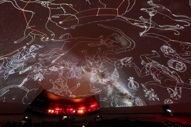 Planetario Hemisfèric